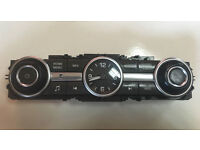 Range Rover Sport & Discovery 4 Radio Stereo Control Switch Panel AH22-18C858-BF