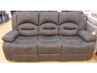 Manual Recliner Sofas From £299