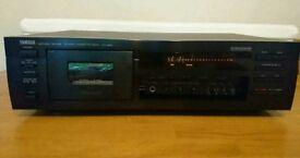 Yamaha KX-690 3 head cassette deck