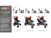 Micralite twofold buggy