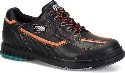 Storm SP3 Black/Orange Interchangeable Mens Bowling Shoes Size 13