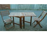 IKEA outdoor furniture original price £127