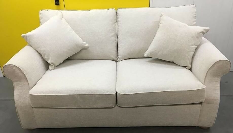 Next Ashford Luxe Plain Oyster Medium Sofa Bed Rrp 1050 New In Stockport Manchester Gumtree