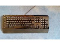 Microsoft SidewinderX4 Gaming Keyboard