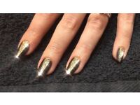 NSI Gel Nail Extensions special offer £40 at Mac & Milan