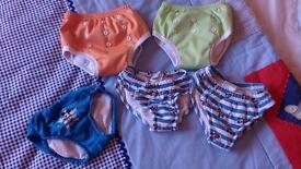 Children's potty training pants x5