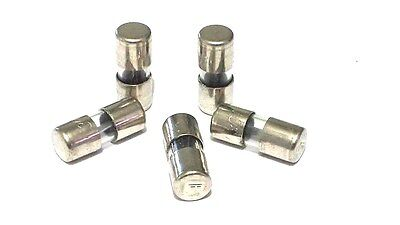 Lot Of 5 Littelfuse 301 30a 32v Fuses