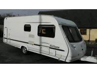 2006 Sterling Europa 6 berth top of the range van v g c