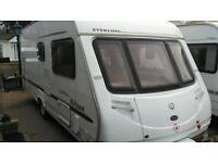 2005 sterling Europa 6 berth mint con