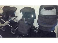 Babystyle vision compact complete