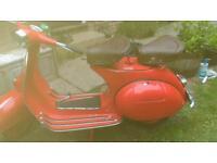 Piaggio vespa 1965 150cc