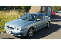2005 JAGUAR X TYPE 2.0D