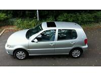 VW Polo Match Premium 5DR AUTOMATIC 26,467 miles ONLY