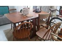 GPlan drop leaf dining table for sale