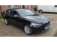 BMW 1 SERIES 2.0 116D LOW MILEAGE
