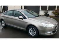 2010 '60' CITROEN C5 VTR+ NAV 1.6HDI DIESEL - SATNAV/BLUETOOTH/FSH/T-BELT REPLACED