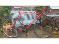 Excellent Graham Weigh Aluminium/Carbon Road Bike - Large 60cm with Shimano Sora and FSA Kit