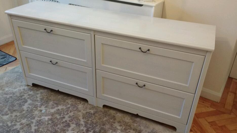 Ikea Aspelund Chest Of Drawers