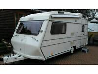 1997 carlight of sleaford 65th anniversary 2 berth with motor mover as new