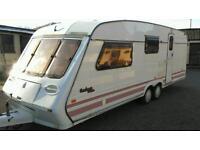 Twin Axle Caravan Caravans For Sale Gumtree