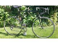 Upgraded Raleigh Record Sprint Reynolds 501 Lightweight Retro Road Bike