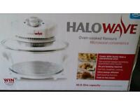 Halowave countertop halogen oven