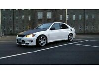 Toyota Altezza RS200 Beams Manual not is200, golf, bmw m3, subaru impreza, mitsubisi evo, skyline