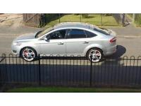 Mondeo 1.8tdci 6speed new shape swap why