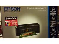 Brand New and Sealed EPSON wifi 4 in 1 printer - retails at 95 in Amazon
