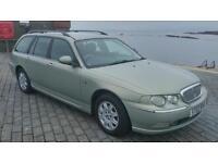 Rover 75 2.0 bmw diesel