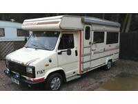 Wanted motorhome or camper van damp or not