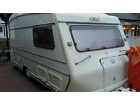 1997 carlight 2 berth with motor mover rolls Royce or vans top of the range mint con