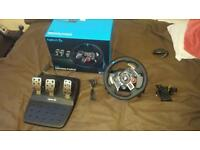 Logitech G29 Wheel like new boxed