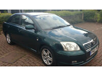 *LOW MILEAGE AUTO* TOYOTA AVENSIS 2.0 T3X AUTOMATIC - 1 OWNER CAR