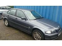 Bmw 320d just moted,new battery starter motor......
