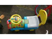 "Children's ""ride on"" garden toy"