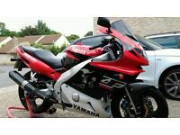 Yzf 600 swap or sell