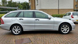 MERCEDES C180 SE ESTATE AUTOMATIC - FULL SERVICE HISTORY / CHERISHED CAR
