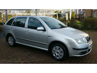 2006 '56' SKODA FABIA 1.4 TDI DIESEL ESTATE - CLEAN EXAMPLE / 2 KEYS