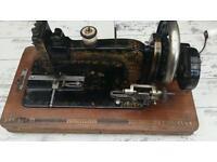 Frisster @ Rossman sewing machine