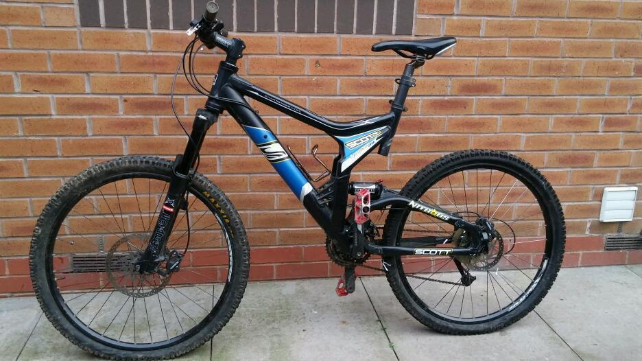 Scott Nitrous 30 Mountain Bike In Kingstanding West Midlands