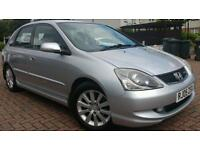 *LOW MILEAGE* HONDA CIVIC SPORT TYPE S - VERY CLEAN EXAMPLE