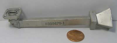 Microwave Horn Antenna ... R338679-1. Approx. 4-34 Length
