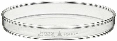 Corning Pyrex Borosilicate Glass Petri Dish With Cover Pack Of 12