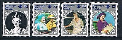 Zil Elwann.1985 Life & Times Queen Mother SG115/8 MNH