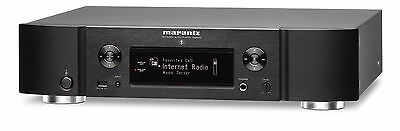 Marantz NA 8005 Netzwerk-Audioplayer in schwarz Spotify WMA MP3 FLAC WAV ALAC Netzwerk-audio