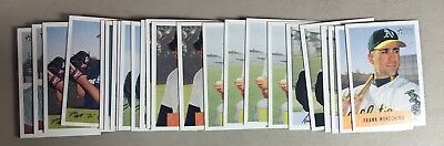 Bulk Lot Over 525 Mixed Cards 2002 Bowman Heritage Baseball In Numerical Order](Baseballs For Sale In Bulk)