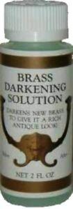 j 3492 metal brass ager darkening solution 2 0z. Black Bedroom Furniture Sets. Home Design Ideas