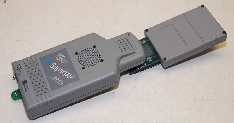 Applied Microsystems SuperTAP MPC860-25 VSP-TAP MPC860