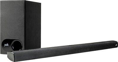 Polk Audio Signa S1B Sound Bar With Bluetooth & Wireless Sub System